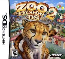 *NEW* Zoo Tycoon 2 - Nintendo DS