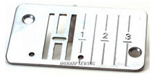 NEEDLE PLATE ZIG ZAG #4111555 fits VIKING 6000 SERIES, 19A, 21, 21A, 21E,