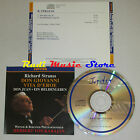 CD STRAUSS Don giovanni vita d'eroe HERBERT VON KARAJAN jupiter lp mc dvd