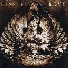 Rise from above-Phoenix CD no Turning Back final Prayer Death Before Dishonor