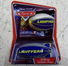Disney Pixar Cars Al Oft the Lightyear Blimp SUPERCHARGED **GENUINE** P142-A23