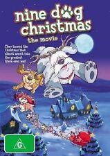 Nine Dog Christmas - Kids Animated Disney Movie - DVD