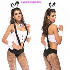 LINGERIE costume déguisement lapin  t36-38  ENVOI OFFERT dés 35€ d'HA!