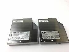 """Lot of (2) Dell Y6933 3.5"""" Floppy Disk Drive for Latitude D Series or USB"""