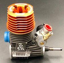Novarossi 35PLUS21-A 9 Ports Turbo F/R Steel Ball B. 1/8 On-Road Nitro Engine