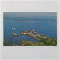 Fort Point Lighthouse Portsmouth New Hampshire Aerial View Postcard (P371)