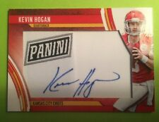 2016 Panini Day Kevin Hogan Rc Autograph Patch #30 Stanford Browns Mint CombS&H