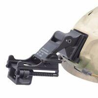 Night Vision NVG Rhino Mount Lowering Arm Bracket  For PSV-7 PSV-14 Helmet Scope