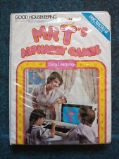 Mr T's Alphabet Games by Good Housekeeping Software for the BBC Micro Computer