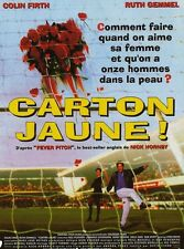 """Affiche 120 x 160 du film """"CARTON ROUGE"""" de David Evans ."""