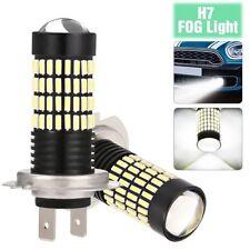 AMBOTHER H7 Fog Light/Fog Lamp 4014SMD 102 LEDs Fog Light Headlight LED 5 W