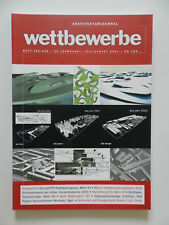 Wettbewerbe Architekturjournal Architektur Zeitschrift Heft 205/206 2001
