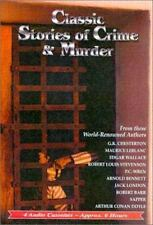 Classic Stories of Crime and Murder (2002, Cassette)