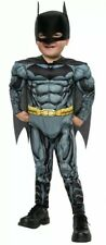Batman Costume Toddler 2T Muscle Chest Halloween Costume