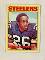 1972 TOPPS Football PRESTON PEARSON RB RARE! STEELERS HIGH NUMBER  #306