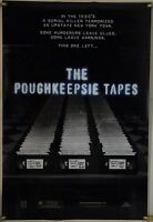 THE POUGHKEEPSIE TAPES DS ROLLED ADV ORIG 1SH MOVIE POSTER GORE HORROR (2007)