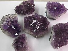Amethyst Druze Crystal Clusters ~ (1/2) Pound Specimens - Very Nice!!