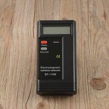 Digital LCD Electromagnetic Radiation Detector EMF Meter Dosimeter Tester#^