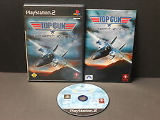 Top Gun-Combat Zones para PlayStation 2/ps2