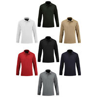 Propper Men's Uniform Tactical Duty Casual Polo Shirt - Long Sleeve - F5356