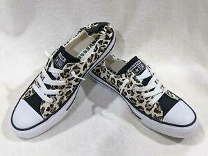 Converse Women's CTAS Shoreline Leopard Multi Slip On Sneakers-Sz 7/8/9/10/11 NB