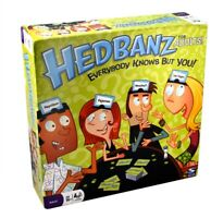 Hedbanz For Adults Board Game By Spin Master Family Games New Factory Sealed