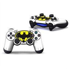 PS4 Controller Vinyl Skin Sticker -Batman - Decal - Top Quality - New - UK