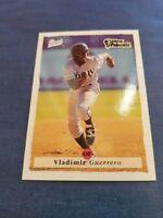 VLADIMIR GUERRERO 1995 BEST CARDS #80 TORONTO MONTREAL EXPOS/ALBANY (ROOKIE) HOF