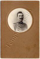 Prima guerra mondiale - Fotografia di un soldato