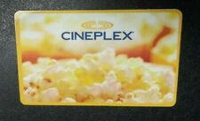 Cineplex Gift Card (s) - $25 Value - Free Shipping