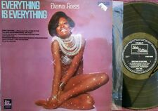Diana Ross ORIG OZ LP Everything is everything NM '70 STMLO10058 Motown Soul