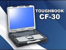 Panasonic Toughbook Laptop CF-30 MK1, MK2, and MK3 BIOS Password Unlock Service!