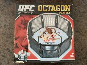 OCTAGON Playset New Jakks UFC Ultimate Fighting Championship Figure