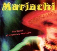 MARIACHI-THE SOUND OF HYSTERIA AND HEARTACHE  CD NEW!