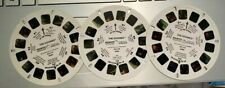 Rare The Goonies Movie Sloth Chunk Stef Data Mikey view-master Reels 3 Reel set