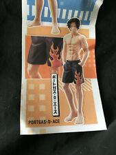 One Piece Gasha Portraits Gashapon Portgas D Ace Bandai