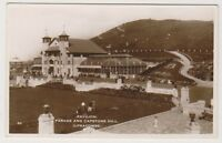 Devon postcard - Pavilion, Parade and Capstone Hill, Ilfracombe - RP - P/U 1926