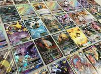 Pokemon Tcg Card Lot. Guaranteed Gx/V or Better!!! 🔥🔥🔥
