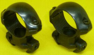 """Sako Style 1"""" Scope Rings (Mfg. Millett)"""