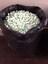 Packing peanuts, Packaging Chips, Void Fill, Mixed Colours.
