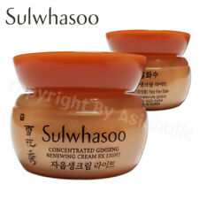 Sulwhasoo Concentrated Ginseng Renewing Cream EX Light 5ml (1pcs ~ 10pcs) Newist