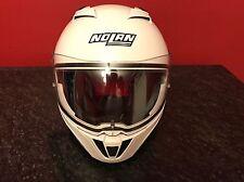 Nolan N86 Mororcycle Helmet W/ N-COM B1 Bluetooth Size S