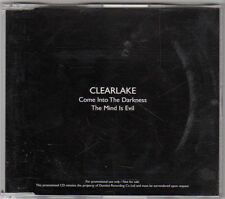 (EX483) Clearlake, Come Into The Darkness - 2003 DJ CD