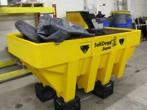 BUYERS SALTDOGGS SALT / SAND SPREADER SHPE2000, 2 Cu Yd,  - LOCAL PICKUP ONLY