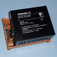 WEIDMULLER POWER SUPPLY 991824 *PZF*