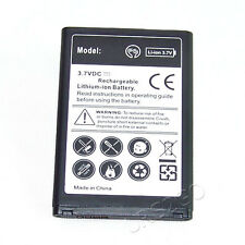 USA Seller 2560mAh Extended Slim Battery for Straight Talk LG Optimus Zip L75C