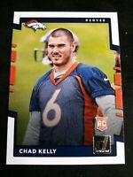 2017 Donruss Football #369 Chad Kelly RC Denver Broncos