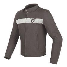 Blousons marron textile taille pour motocyclette