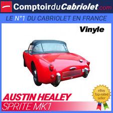 Austin A40 Devon Wing Perles Ronde Moitié section T