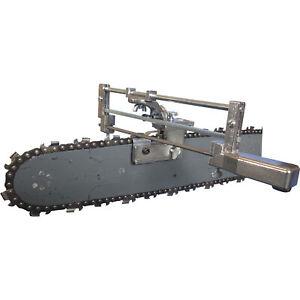 Granberg Bar-Mount Chainsaw Sharpener, Model# G-106B